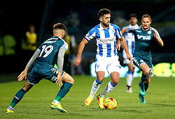 Tommy Smith of Huddersfield Town runs with the ball - Mandatory by-line: Robbie Stephenson/JMP - 28/11/2016 - FOOTBALL - The John Smith's Stadium - Huddersfield, England - Huddersfield Town v Wigan Athletic - Sky Bet Championship