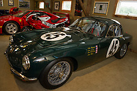 Nick Grewal's 1959 Lotus raced by Colin Chapman will be on display during the Boys and Girls Club Antique Race Car Show to be held in July.  (Karen Bobotas/for the Laconia Daily Sun)
