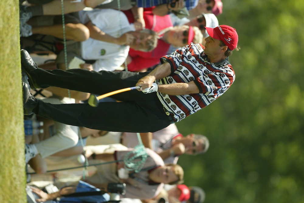 Dicky Pride..2003 U.S. Open..Fourth Round..Olympia Fields CC..Chicago, IL..Sunday June 15 2003..photograph by Darren Carroll
