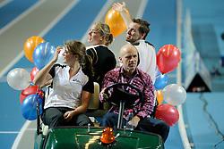 07-02-2010 ATLETIEK: NK INDOOR: APELDOORN<br /> Dafne Schippers, Jolande Keizer en Martijn Nuijens<br /> ©2010-WWW.FOTOHOOGENDOORN.NL