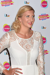 Pictured is Rebecca Adlington.<br /> Lorraine's High Street Fashion Awards 2014 at Vinopolis, London, UK.<br /> Wednesday, 21st May 2014. Picture by Ben Stevens / i-Images