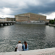 The Royal Palace is the official residence of His Majesty the King of Sweden, with over 600 rooms.<br /> Jose More Photography