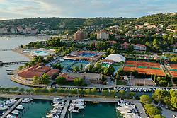 ATP Challenger Zavarovalnica Sava Slovenia Open 2019, day 9, on August 17, 2019 in Sports centre, Portoroz/Portorose, Slovenia. Photo by Dejan Sedej / Sportida