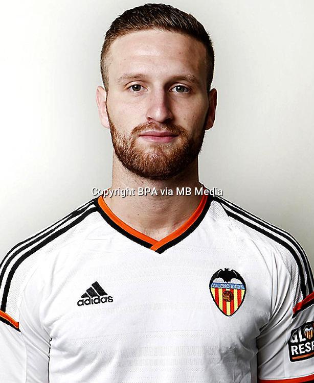 Spain - La Liga BBVA  2014-2015 / <br /> ( Valencia CF ) - <br /> Shkodran Mustafi