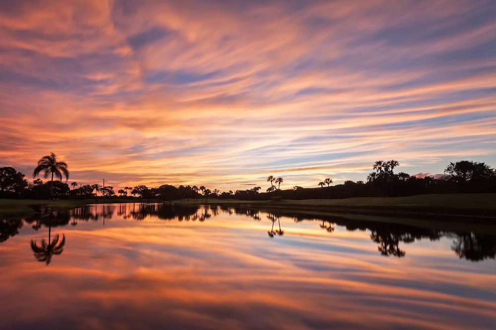 Boca Raton sunrise 6:51 AM