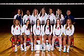 2017.08.16 NJIT Women's Volleyball Team Portraits