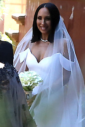 The happy Bride Cheryl Burke at her wedding to Matthew Lawrence in San Diego. 23 May 2019 Pictured: Cheryl Burke. Photo credit: MEGA TheMegaAgency.com +1 888 505 6342