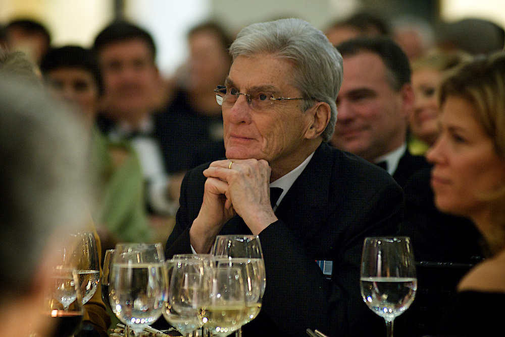 Senator John Warner's Farewell Dinner at the U.S. Marine Corps Heritage Foundation Museum.  Photo by Johnny Bivera