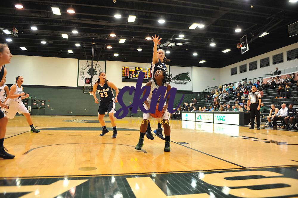 SU Women's basketball team defeats Messiah 70-72 on a three point buzzer beater by Stephanie Martinez.SU Women's basketball team defeats Messiah 70-72 on a three point buzzer beater by Stephanie Martinez.