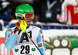 27.01.2015, Planai, Schladming, AUT, FIS Skiweltcup Alpin, Schladming, 2. Lauf, im Bild Linus Strasser (GER) // Linus Strasser (GER) during the second run of the men's slalom of Schladming FIS Ski Alpine World Cup at the Planai Course in Schladming, Austria on 2015/01/27, EXPA Pictures © 2015, PhotoCredit: EXPA/ Erwin Scheriau