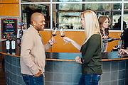Wine tasting at Roth Winery in Healdsburg, California
