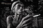 village elder / bali