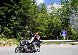 1st stage of Tour de Slovenie 2009 from Koper (SLO) to Villach (AUT),  229 km, on June 18 2009, in Koper, Slovenia. (Photo by Vid Ponikvar / Sportida)