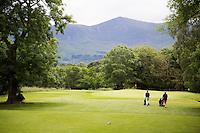 KILLARNEY (Ireland) - Killarney Golf & Fishing Club. COPYRIGHT KOEN SUYK