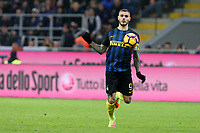 26.02.2016 - Milano  Serie A 2016/17 - 26a   giornata  -  Inter-Roma  nella  foto: Mauro Icardi - Inter