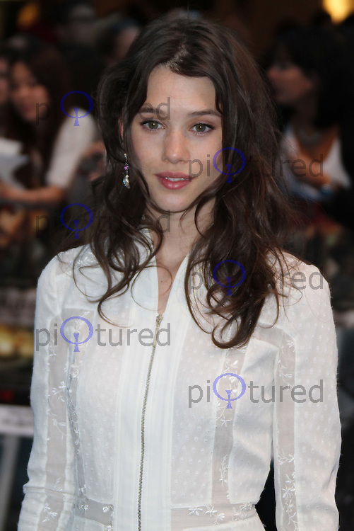 Astrid Berges-Frisbey Pirates Of The Caribbean: On Stranger Tides - UK Premiere, Westfield Shopping Centre, London, UK, 12 May 2011:  Contact: Rich@Piqtured.com +44(0)7941 079620 (Picture by Richard Goldschmidt)