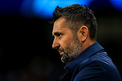 Nenad Bjelica head coach of Dinamo Zagreb - Mandatory by-line: Robbie Stephenson/JMP - 01/10/2019 - FOOTBALL - Etihad Stadium - Manchester, England - Manchester City v Dinamo Zagreb - UEFA Champions League Group Stage