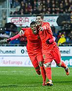 SD Eibar vsFC Barcelona 14/15
