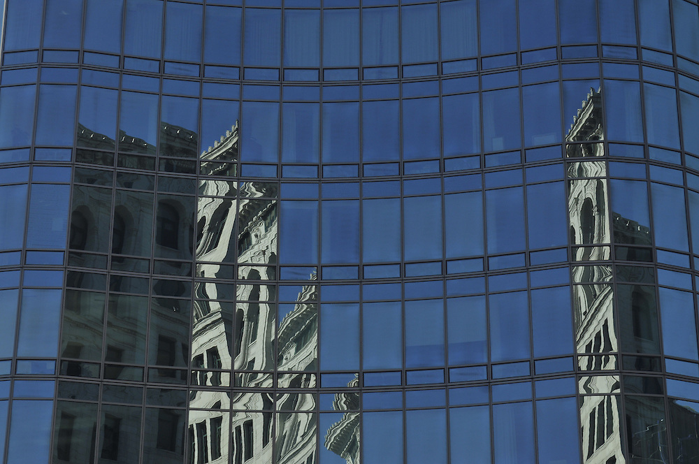 445 Lafayette, Astor Place Building, Manhattan, New York City, New York, USA, designed by Gwathmey Siegel and Associates