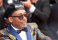 at the Blackkklansman (Black Klansman) gala screening at the 71st Cannes Film Festival, Monday 14th May 2018, Cannes, France. Photo credit: Doreen Kennedy