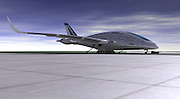 The future of air travel? Three-storey Sky Whale fits 755 passengers, has virtual reality windows and self-healing wings<br /> <br /> It has three decks, tilting Harrier-style jets and breaks itself up into pieces during a crash landing - and could be the future of air travel.<br /> Called Sky Whale, the concept aeroplane it set to be bigger than an Airbus A380, look like a spacecraft and have 'self-healing' wings that repair themselves.<br /> The aircraft would split passengers into three classes, each with their own deck, in a modern-day version of the Titanic's strict division of passengers.<br /> <br /> Every passenger would additionally have virtual reality windows to keep themselves entertained on long flights.<br /> <br /> The AWWA Sky Whale was created by Spanish designer Oscar Viñals and is so big it was  described by Dvice as looking 'more like something thought up for the Transformers movie franchise than a legitimate aircraft'.<br /> The tilting engines would make it possible for the Sky Whale to take off on the spot - and, according to the plans, if it crashes the passenger section would separate from the wings to reduce the loss of life.<br /> The craft matches advances in technology with a huge capacity of 755 passengers, making it economically viable for an airline.<br /> <br /> <br /> The Sky Whale would have a wingspan of 88m compared to 80m for an Airbus A380 and 64m for a Boeing 747.<br /> The three classes would be 'tourist class', the equivalent of economy, 'tourist class with sky views', or business class, and finally 'first class', which would also have sky views and 'all conceivable luxuries'.<br /> It is not clear how passengers would be able to look at the view, though given the size of the craft it is likely to have larger windows than those fitted to the back of current plane seat ones.<br /> Those in economy would not be without, though - their windows would be fitted with virtual reality screens so passengers could see whatever they wa