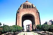 MEXICO, MEXICO CITY Monumento a la Revolucion, 1910