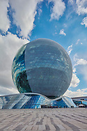 Nur Alem Kazakhstan Expo 2017 Astana, Kazakhstan. Architect Smith & Gill.