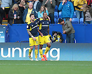 Bolton Wanderers v Oxford United 01/01/2016