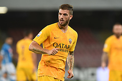 October 28, 2018 - Naples, Naples, Italy - Davide Santon of AS Roma during the Serie A TIM match between SSC Napoli and AS Roma at Stadio San Paolo Naples Italy on 28 October 2018. (Credit Image: © Franco Romano/NurPhoto via ZUMA Press)