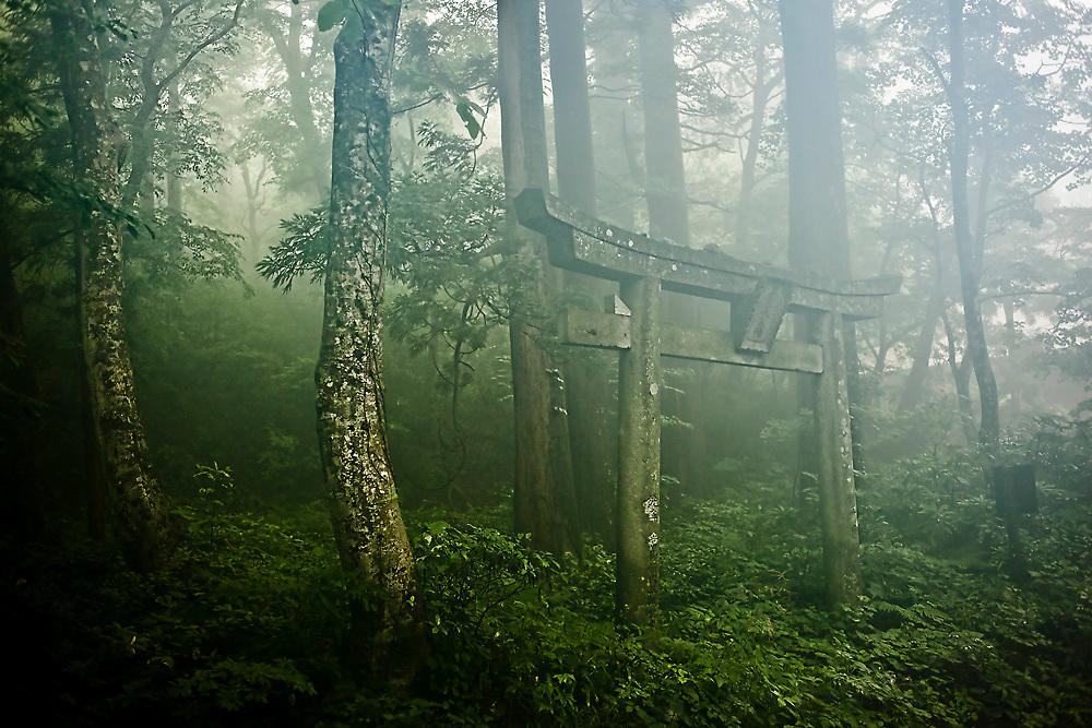 Mt. Daisen, Tottori Prefecture