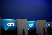 Citibank Building at 399 Park Ave in New York City.  Nov. 20, 2008. Robert Caplin/Rapport For The Wall Street Journal