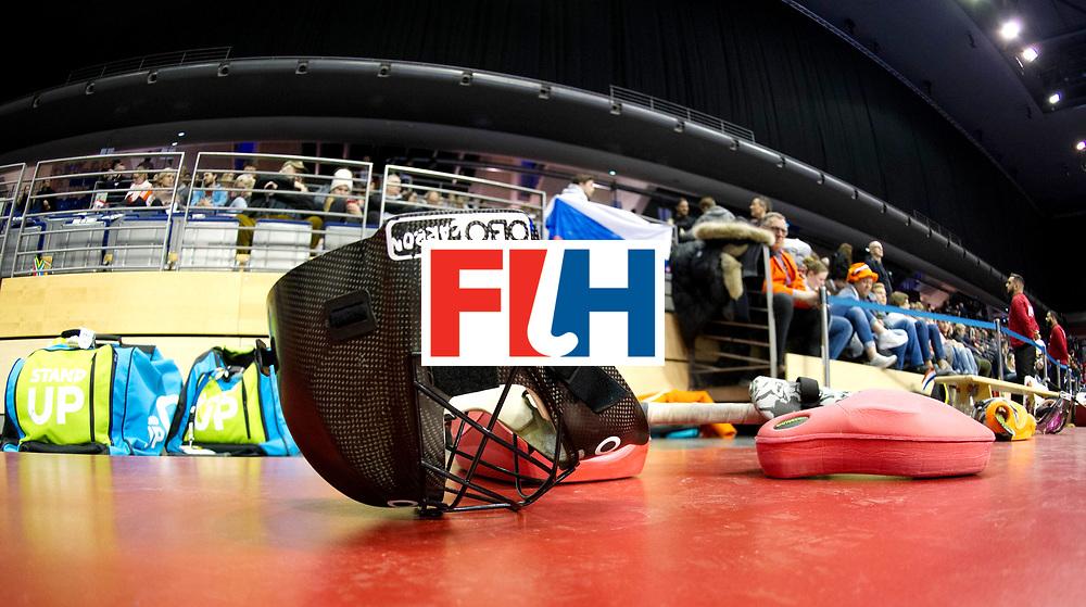 BERLIN - Indoor Hockey World Cup<br /> Women: Netherlands - United States<br /> foto: <br /> WORLDSPORTPICS COPYRIGHT FRANK UIJLENBROEK