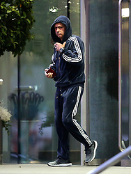 Exklusiv: Jose Mourinho verlässt das Lowry Hotel in Manchester / 291116<br /> <br /> ***Exclusive: Manchester United manager Jose Mourinho leaves the Lowry Hotel to head to the AON Training Complex for training, November 29th, 2016***