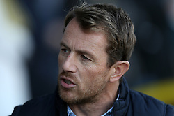 Burton Albion Manager, Gary Rowett - Photo mandatory by-line: Matt Bunn/JMP - Tel: Mobile: 07966 386802 10/11/2013 - SPORT - FOOTBALL - Pirelli Stadium - Burton upon Trent - Burton Albion v Hereford United - FA Cup