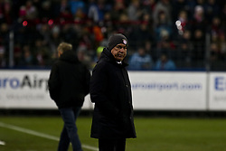 January 20, 2017 - Freiburg, Germany - Carlo Ancelotti, head coach of Muechen reacts during the Bundesliga match between SC Freiburg and Bayern Muenchen at Schwarzwald-Stadion on January 20, 2017 in Freiburg im Breisgau, Germany. (Credit Image: © Elyxandro Cegarra/NurPhoto via ZUMA Press)