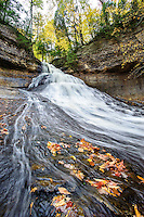 To order a signed print contact Bryan at bryan@bryanmitchell.com Photos shot of fall color, Lake Superior, stars and moon in the Pictured Rocks National Lakeshore and Hiawatha National Forest areas of Michigan's Upper Peninsula (UP) the first week of October 2014. (photo by Bryan Mitchell)