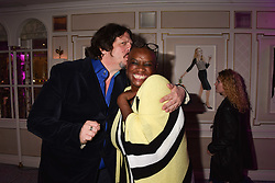Jay Rayner and Andi Oliver at the 2017 Fortnum & Mason Food & Drink Awards held at Fortnum & Mason, Piccadilly London England. 11 May 2017.<br /> Photo by Dominic O'Neill/SilverHub 0203 174 1069 sales@silverhubmedia.com