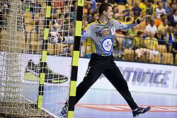 Filip Ivic of PGE Vive Kielce during handball match between RK Celje Pivovarna Lasko and PGE Vive Kielce in Group Phase A+B of VELUX EHF Champions League, on September 30, 2017 in Arena Zlatorog, Celje, Slovenia. Photo by Urban Urbanc / Sportida