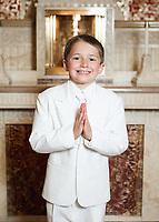 St Ann Parish Neponset 2017 1:00 PM First Communion Celebration May 6, 2017