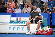 Perth- Hopman Cup 6th Jan 2017
