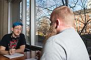 Allen Steffl, Ryan Hopper, Graduate Student, Sociology