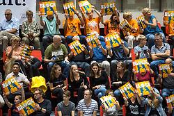 06-09-2018 NED: Netherlands - Argentina, Doetinchem<br /> First match of Gelderland Cup / support, fans, publiek