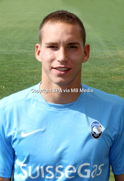 Italian League Serie A -2015-2016 / <br /> ( Atalanta Bergamasca Calcio ) <br /> Boris Radunovic