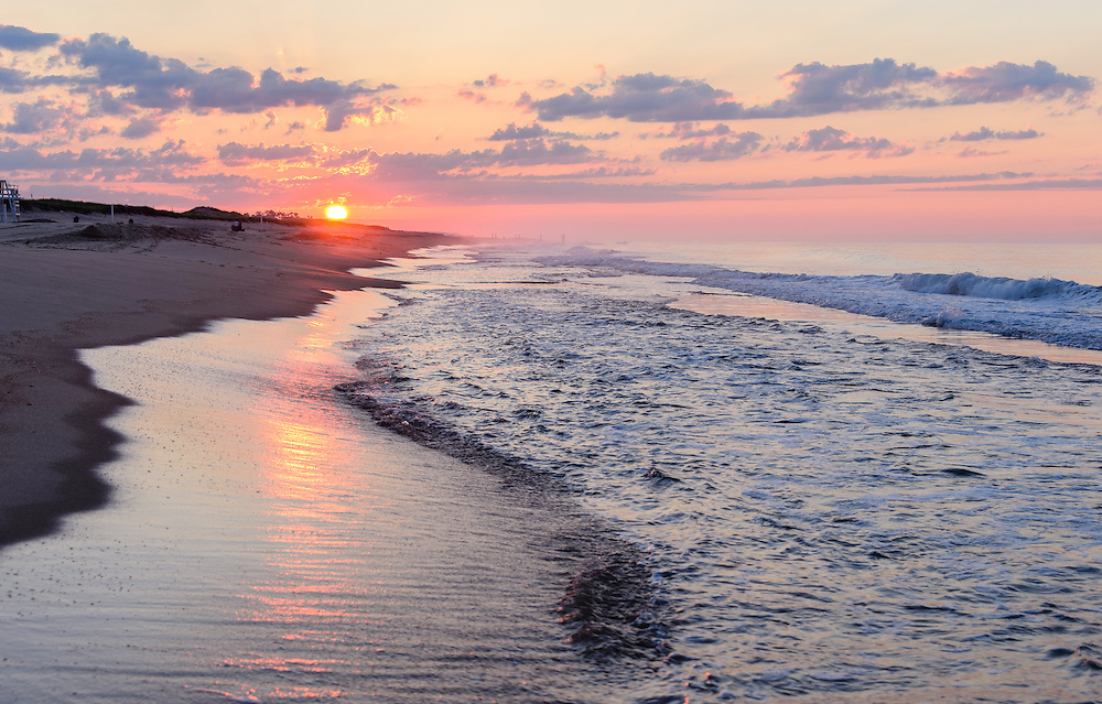 Sunrise Main Beach, East Hampton, NY