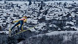 27.12.2014, Schattenbergschanze, Oberstdorf, GER, FIS Ski Sprung Weltcup, 63. Vierschanzentournee, Training, im Bild Noriaki Kasai (JPN) // Noriaki Kasai of Japan// during practice Jump of 63 rd Four Hills Tournament of FIS Ski Jumping World Cup at the Schattenbergschanze, Oberstdorf, Germany on 2014/12/27. EXPA Pictures © 2014, PhotoCredit: EXPA/ Peter Rinderer