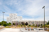 Urban Renovation - Genicart Lormont in Bordeaux by LAN Architecture-