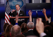 Sean Spicer and the White House Press