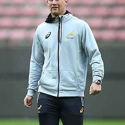 Robert du Preez of South Africa during the South African - Springbok Captain's Run at DHL Newlands Stadium. Cape Town.South Africa. 22,06,2018 23,06,2018 Photo by (Steve Haag JMP)