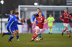 Chloe Arthur of Bristol City Women - Mandatory by-line: Paul Knight/JMP - 28/03/2018 - FOOTBALL - Stoke Gifford Stadium - Bristol, England - Bristol City Women v Birmingham City Ladies - FA Women's Super League