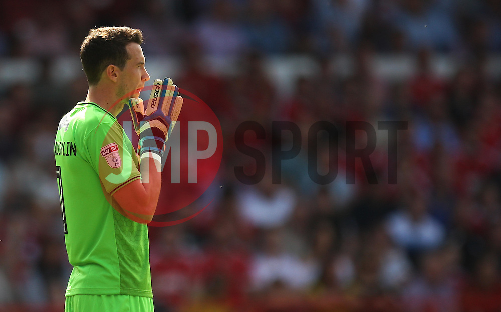 Jon McLaughlin of Burton Albion - Mandatory by-line: Jack Phillips/JMP - 06/08/2016 - FOOTBALL - The City Ground - Nottingham, England - Nottingham Forest v Burton Albion - EFL Sky Bet Championship